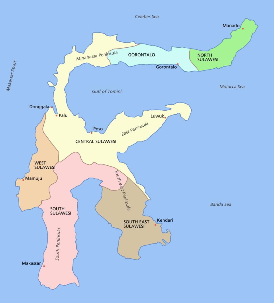 Sulawesi_map