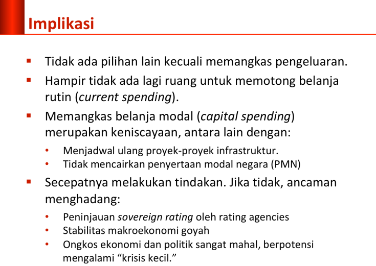 implikasi