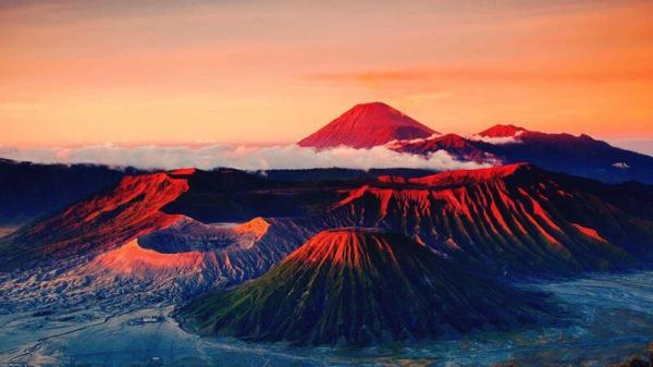 Mount Bromo - 10 of The Best Indonesia Tourist Attractions
