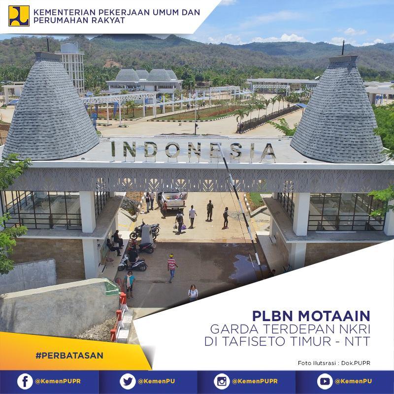 Image result for pembangunan di daerah perbatasan
